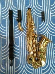 Saxofone Soprano Curvo