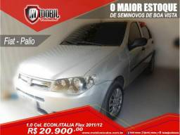 Fiat Palio 1.0 Cel. ECON./ITALIA F.Flex 8V 4p - 2012