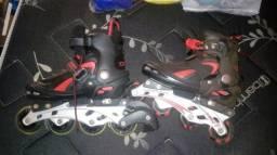 2 patins semi-novos