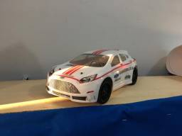 Automodelo traxxas Rally 1/16