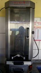 Maquina de churrasco grego kebab