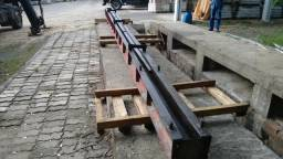 Forma para Poste em Concreto 7m/6m