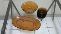 Conjunto de Saladeiras