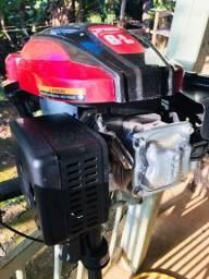 Motor de popa Kawashima 6,5 hp