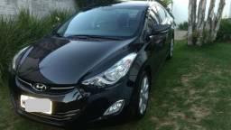 Hyundai Elantra GLS 1.8 Aut. 2013 (57.000 km) ###Oportunidade### Placa 'M' - 2013