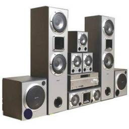 Home Theater profissional