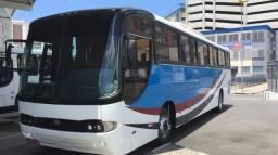 Ônibus rodoviária comil com ar condicionado