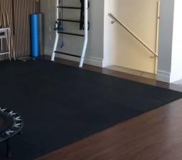 Piso de Borracha para Funcional, CrossFit, Playground, Decoração