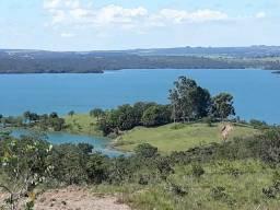 Terrenos com vista panorâmica para o lago Corumbá IV