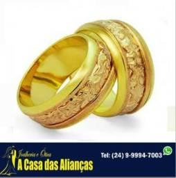 Bodas de prata em Ouro 18 Kilates