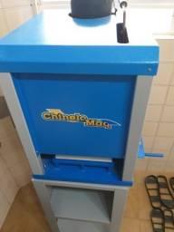 Maquina Fazer Chinelo Chinelomaq Automática+frisadora+facas aceito troca