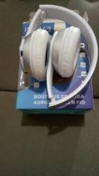 Fone Bluetooth com Radio