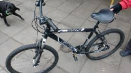 Bicicleta gt otimo estado entrego revisada