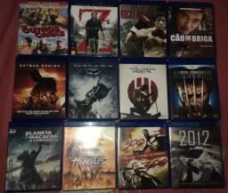 Filmes em Blurays