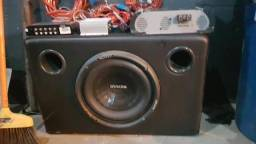 Subwoofer 12 800rms