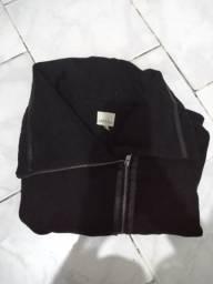 Jaqueta lã batida M