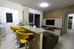 Apartamento com 2 dormitórios à venda, 60 m² por R$ 250.000 - São Francisco - Goiânia/GO