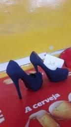 Sandalias de salto