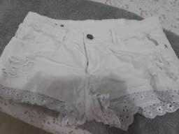 Lote de shorts