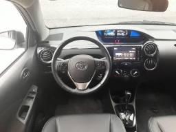 Toyota ETIOS HATCH XLS 1.5 FELX - 2017