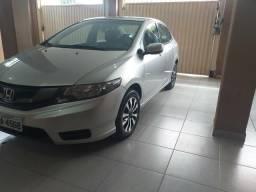 Honda City 1.5 automático 2013(completo) - 2013