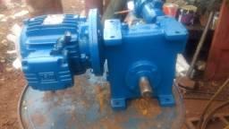 Motoredutor Tt Transmotécnica 1/14 1:14,3 Mr35 2 Cv