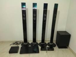 Home Theater Sony bdv-n9100w 3d bluetooth wireless usado