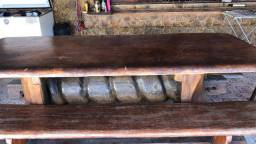 Vendo Mesa de madeira!! R$ 4.000