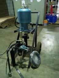 Airless Assistido Bomba Pneumatica para pintura e aplicaçao de resinas. estaleiros Navais