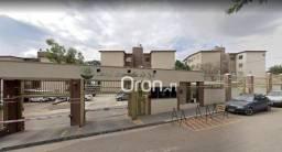 Apartamento com 2 dormitórios à venda, 52 m² por R$ 120.000,00 - Cidade Jardim - Goiânia/G