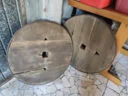 Rodas carro de Boi decoração