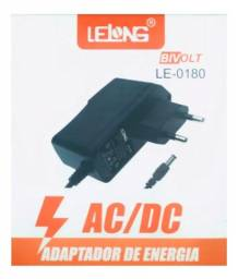 Fonte alimentação tv box lelong 5v 2a p4 5.5mm le-0180
