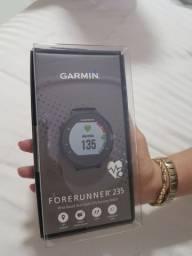 GARMIN FORERUNNER 235+PELICULA +PULSEIRA DE BRINDE