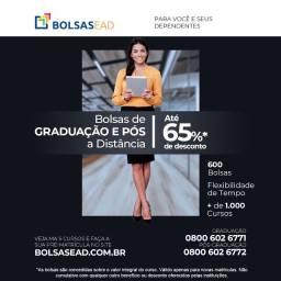 Bolsas de estudos - Graduação e Pós Graduação