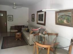Flat com 1 dormitório à venda, 55 m² por R$ 600.000,00 - Copacabana - Rio de Janeiro/RJ