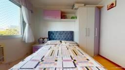 Apartamento à venda com 2 dormitórios em Nonoai, Porto alegre cod:AG56356325