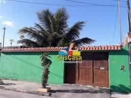 Casa com 2 dormitórios à venda, 78 m² por R$ 330.000,00 - Cidade Praiana - Rio das Ostras/