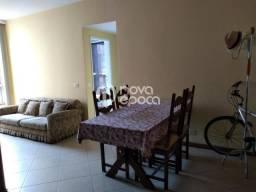 Apartamento à venda com 2 dormitórios em Grajaú, Rio de janeiro cod:GR2AP43841