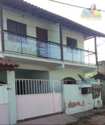 Casa com 2 dormitórios para alugar, 60 m² por R$ 750,00/mês - Palmital - Rio das Ostras/RJ