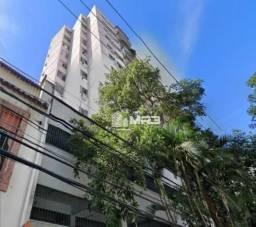 Apartamento com 2 dormitórios à venda, 72 m² por R$ 450.000 - Humaitá - Rio de Janeiro/RJ