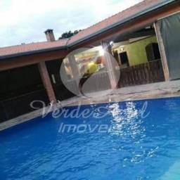 Chácara à venda com 3 dormitórios em Chácaras cruzeiro do sul, Campinas cod:CH007393