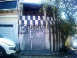 Casa para alugar com 3 dormitórios em Jardim stela, Santo andre cod:1030-2-36172