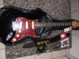 Vendo Guitarra Elétrica (Novinha) Nunca Usada