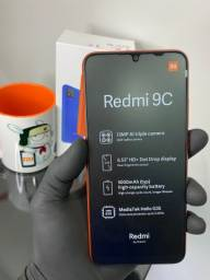Xiaomi Redmi 9C 32GB/2Ram 64GB/ 3 Ram Loja Fisica Versão Global + Garantia