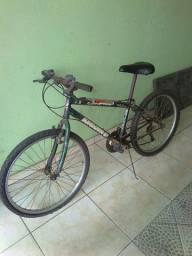 Bicicleta aro 24 - Excelente bike para crianças e jovens