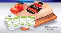 Rotulo PEAD (Polietileno) p/ embalagens a vácuo