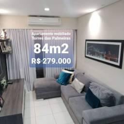 Torres das Palmeiras mobiliado