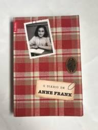 O diário de Anne Frank livro de bolso