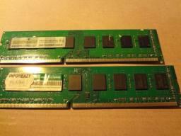 Memoria ddr3 4+4 Gb