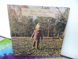Lp. Brothers and Sisters - Allman Brothers